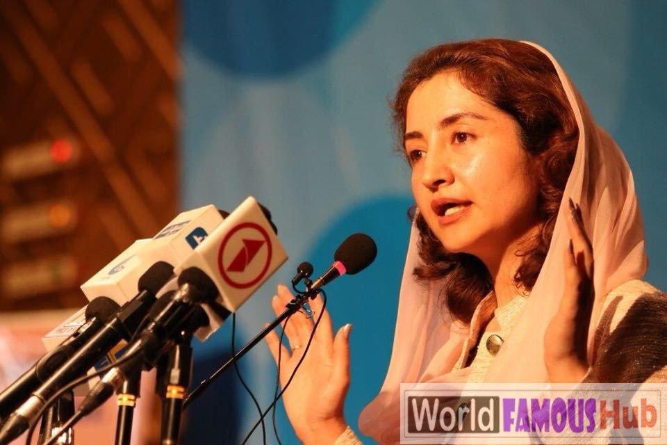 Farkhunda Zahra Naderi new