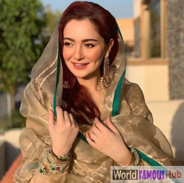 Hania Amir Biography, Height, Age, Affairs & Wiki (Pakistani Actress)