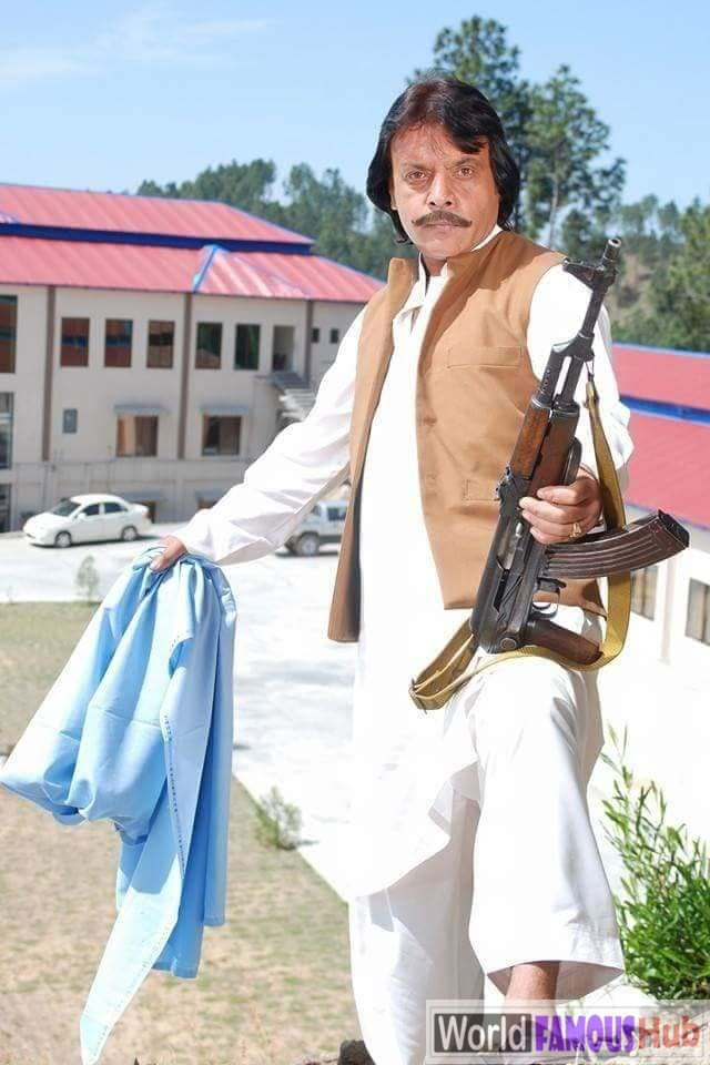 Jahangir Khan Jani (Pashto Actor)