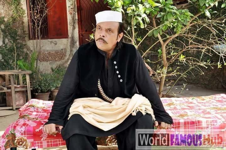Jahangir Khan Jani Pashto celeb