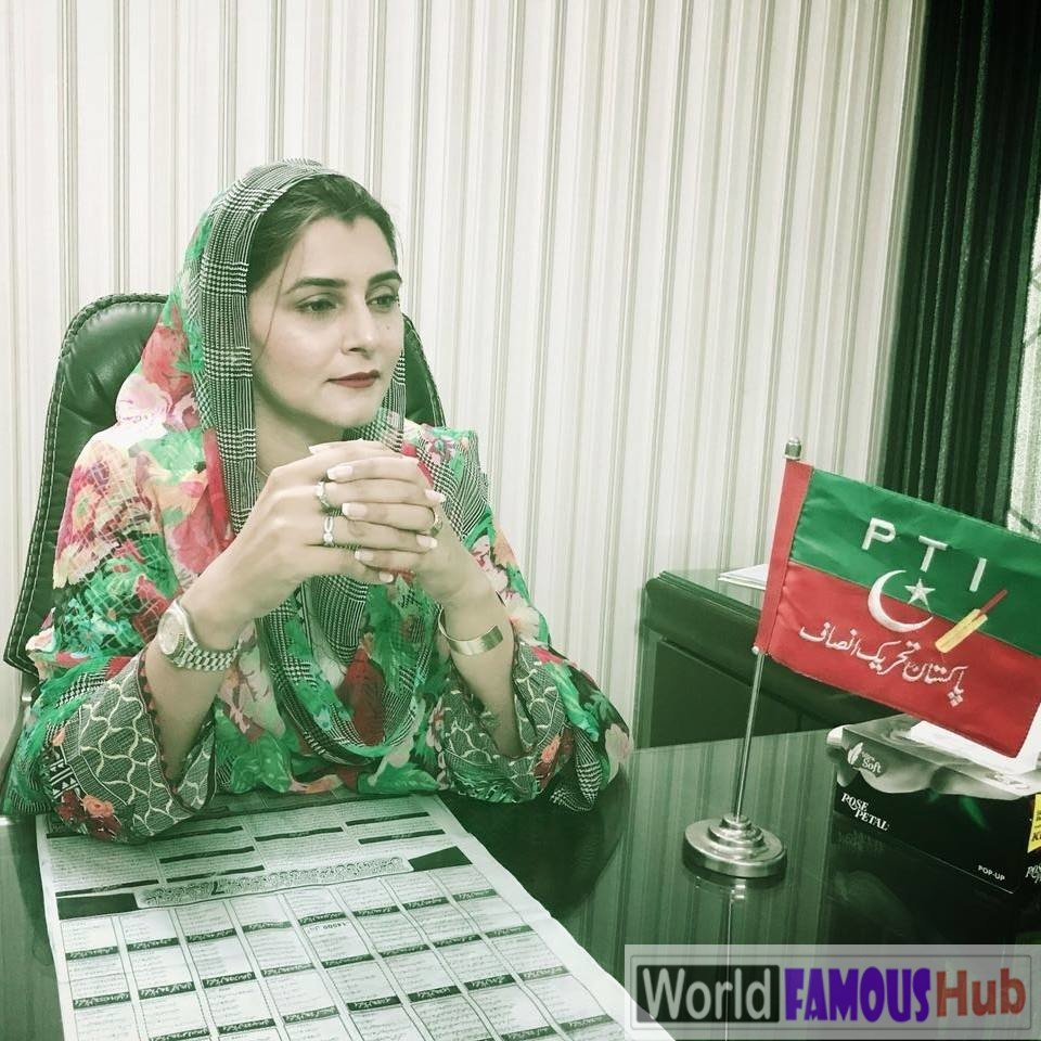 Javaria Zafar Aheer