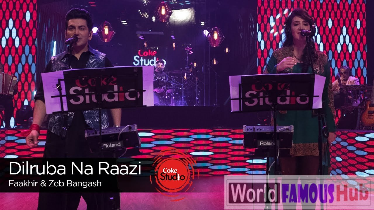 Dilruba Na Raazi Song Lyrics With Urdu and English Translation