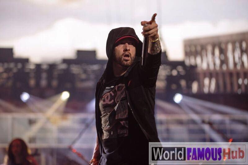 Eminem Marshall Bruce Mathers 3