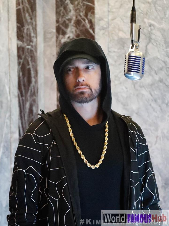 Eminem (Marshall Bruce Mathers)