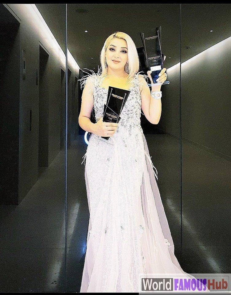 Ghezal Enayat award
