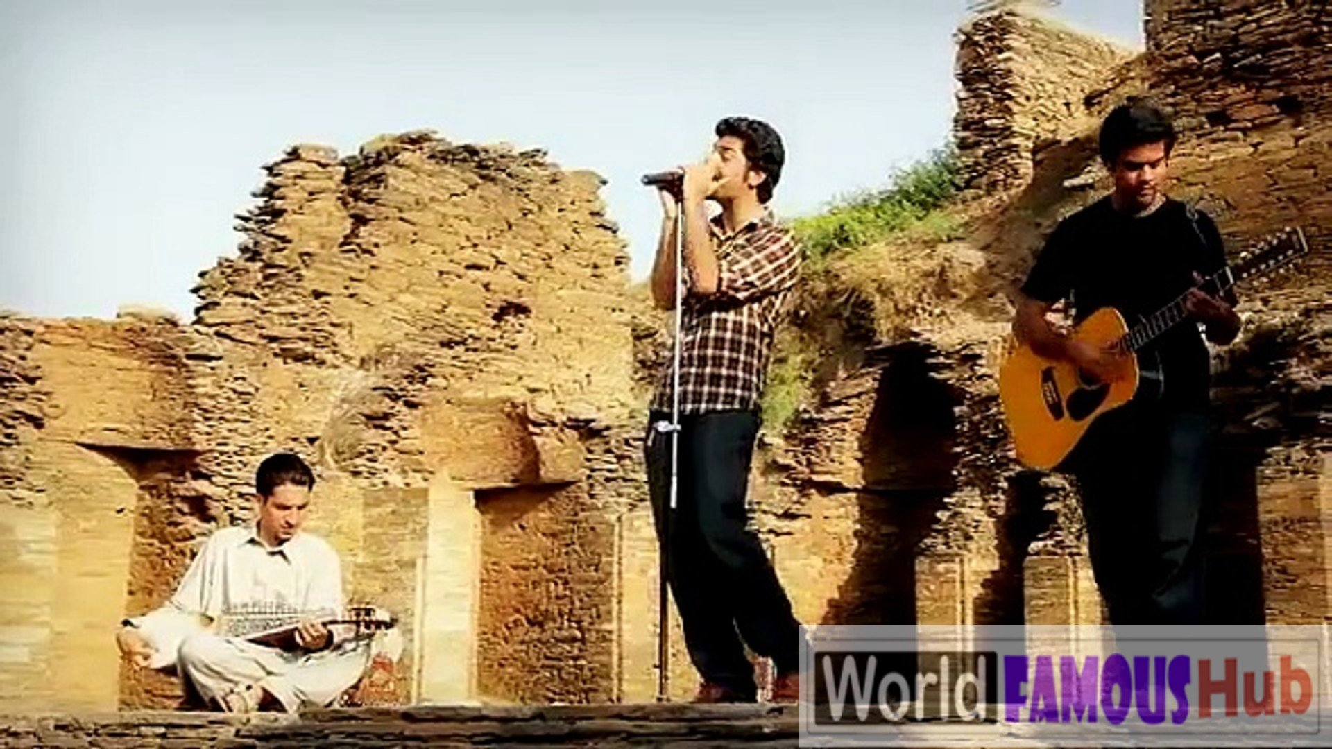 Ranra Pashto Song Lyrics Ismail and Junaid
