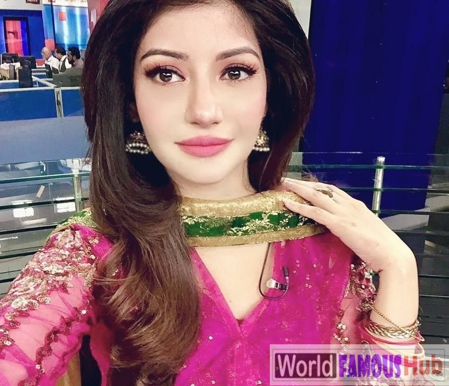 Sadaf Abdul Jabbar Biography, Wiki, Age, Measurements, Family, Facts (Pakistani News Anchor)