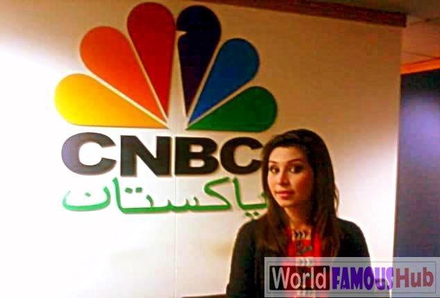 Zara Ansari Biography, Height, Age, Family & Wiki (Pakistani Journalist)