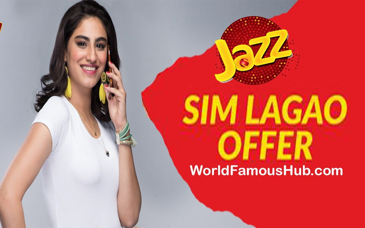 Jazz Sim Lagao Offer Details, Price And Activation Code