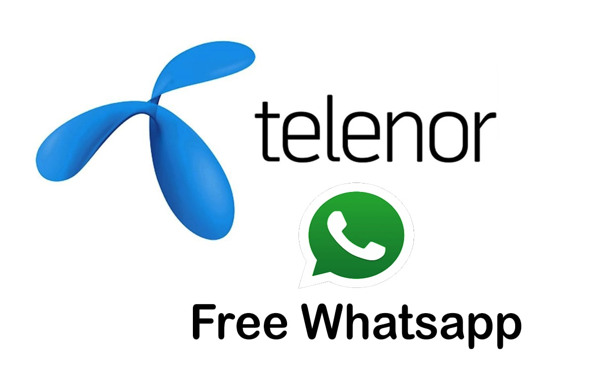 Telenor Monthly Free WhatsApp Package