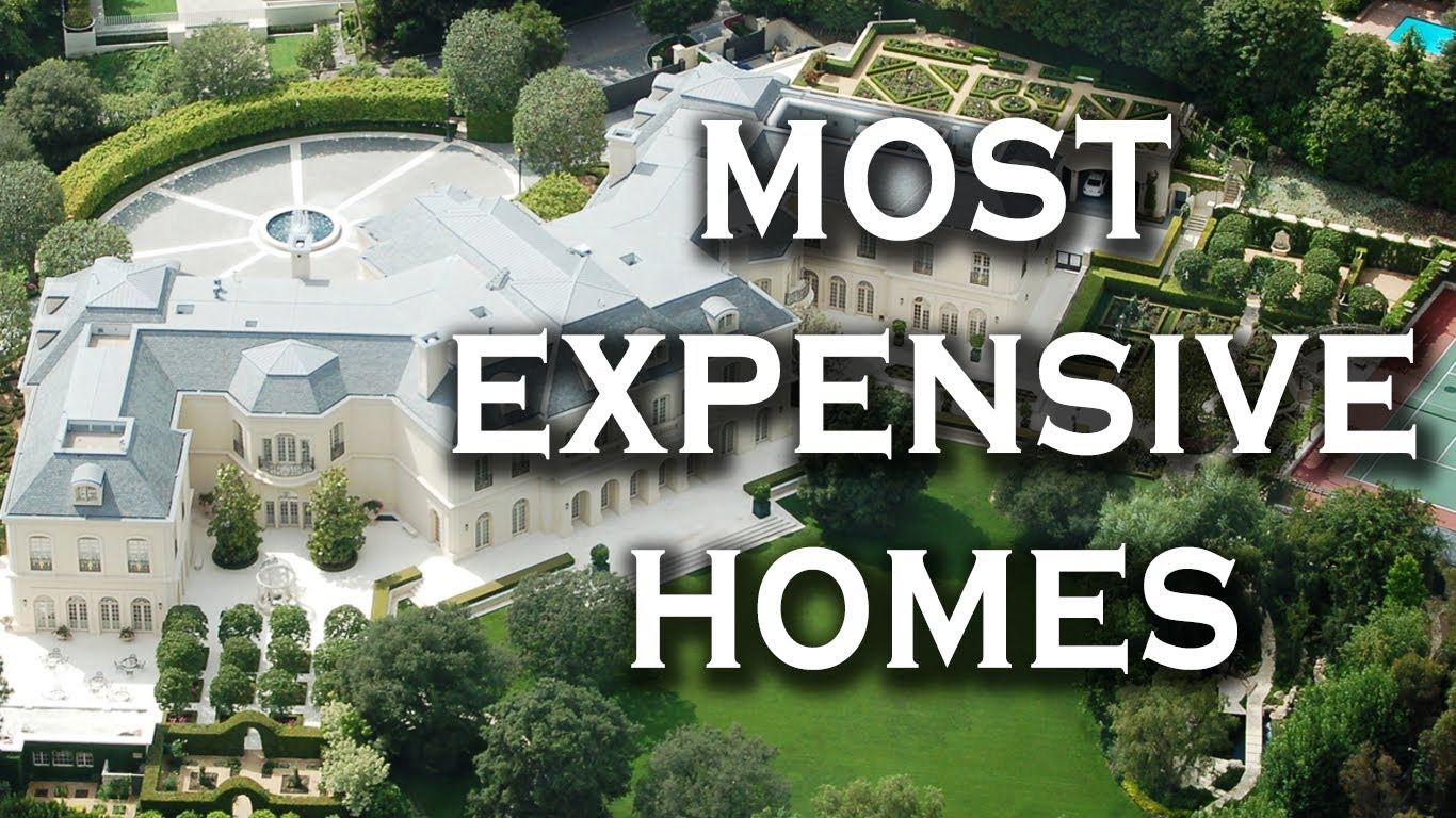 Top 5 Most Expensive Houses In The World