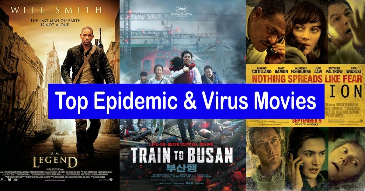 Top 10 Best Pandemic Movies of All Time - New Virus Movies List