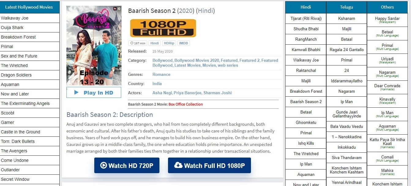TodayPk Website: Watch, Download Online Free Pakistani, Bollywood, Telugu HD Movies!