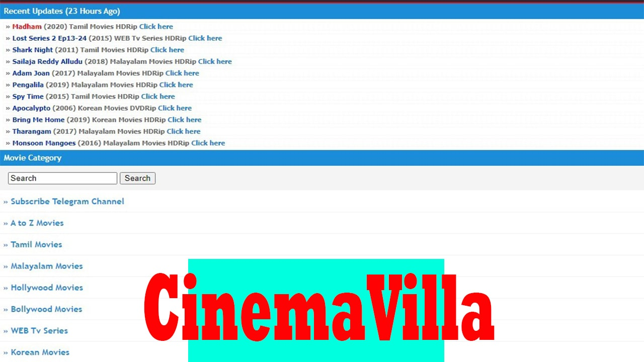 cinema-villa