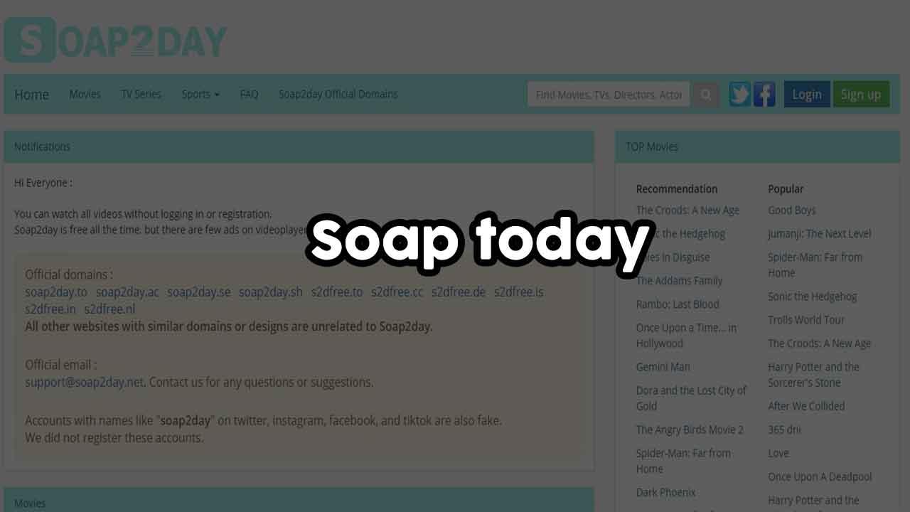 soaptoday