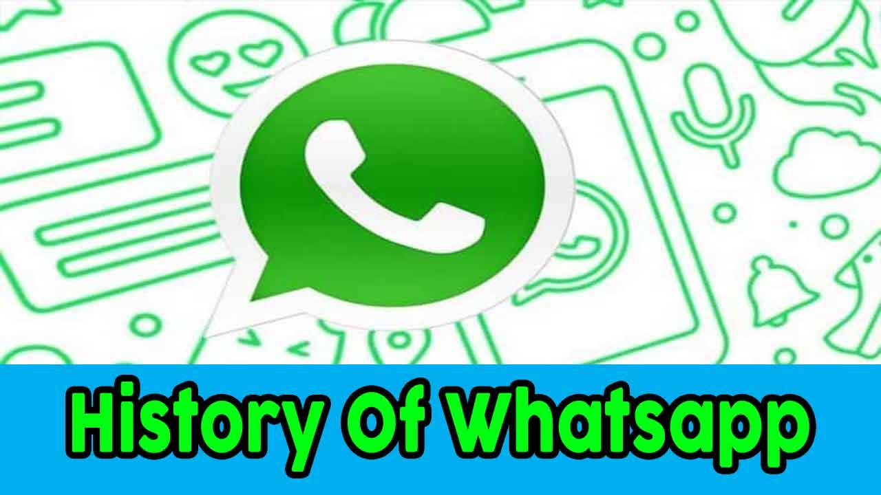 history-of-whatsapp