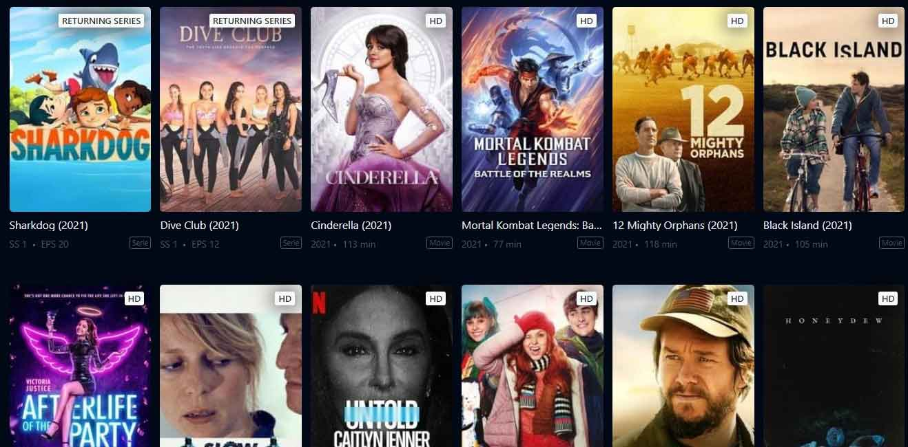 Latest Movies and TV Series Online Streaming FBOX